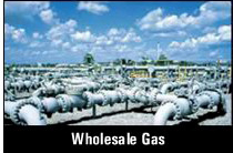 Wholesale Gas Quadrant